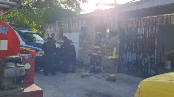 Reportan el presunto homicidio de una mujer en la Supermanzana 230, de Cancún