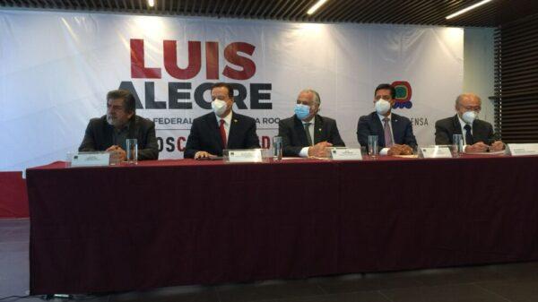 Rinde el diputado Luis Alegre su último Informe Legislativo.