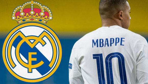PSG rechaza la oferta del Real Madrid por Kilyan Mbappé