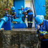 Aguakán listo para reanudar suministro de agua tras el paso de Grace