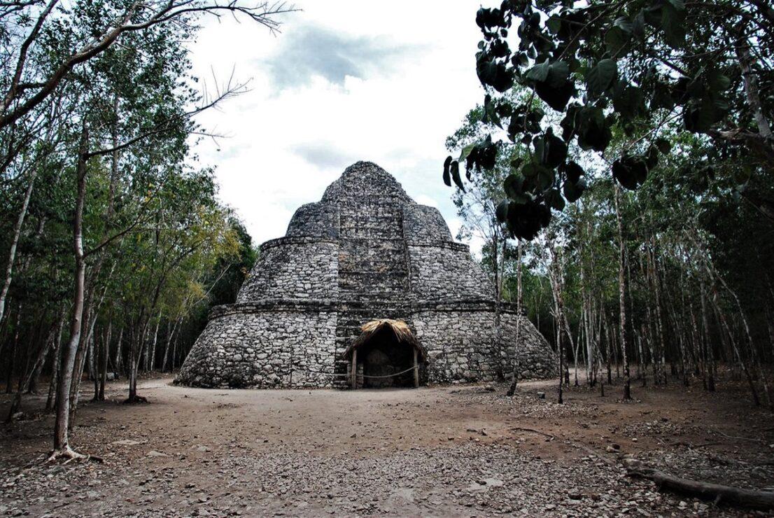 Quintana Roo: Cierran nuevamente la zona arqueológica de Cobá.