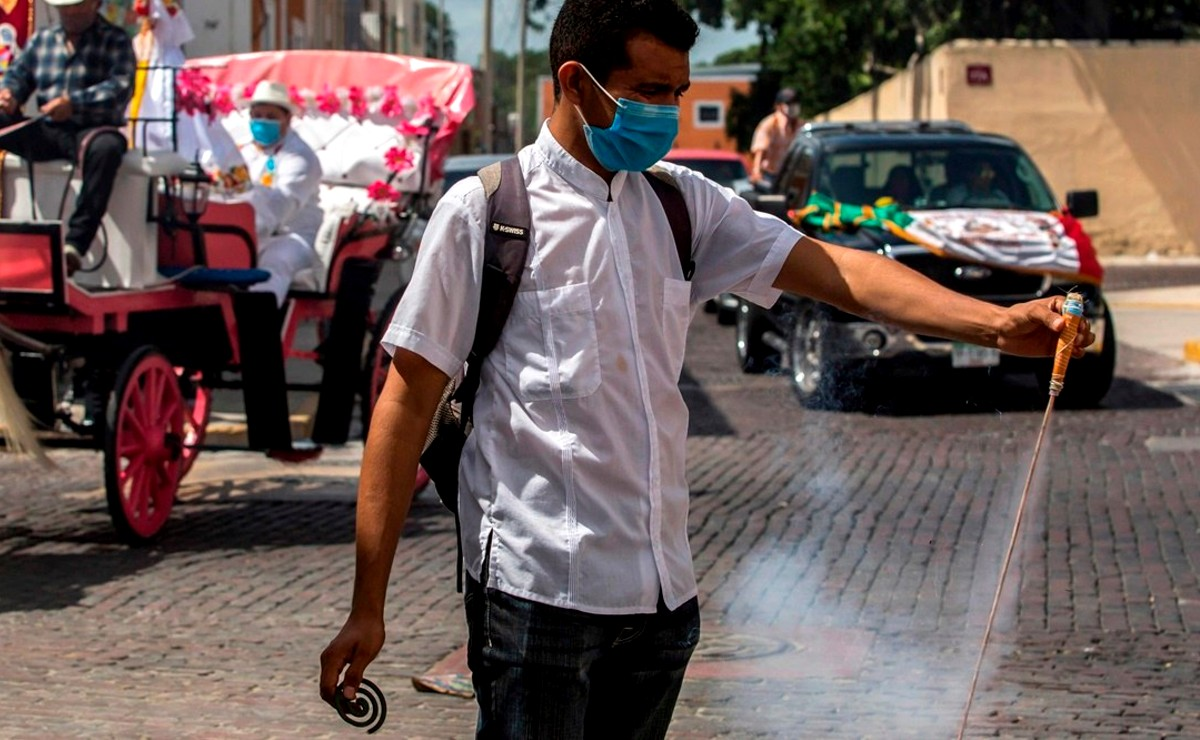 Coronavirus Yucatán: 187 nuevos contagios y 256 pacientes hospitalizados
