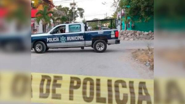 "Cancún: Hombre ejecutado ""a domicilio"" en Alfredo V. Bonfil"
