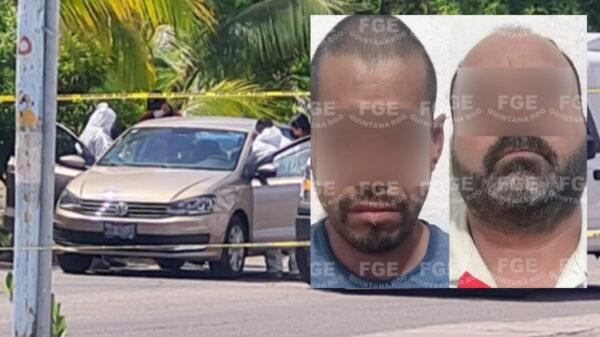 Cancún: Confirman captura de ejecutores de notario, litigio de terrenos el móvil