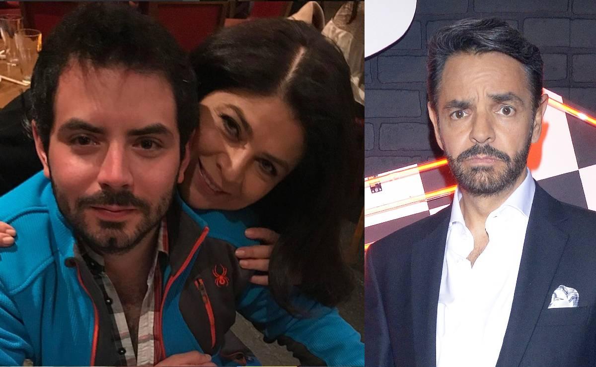 José Eduardo le pide a Eugenio Derbez que deje de hablar del rencor hacia Victoria Ruffo
