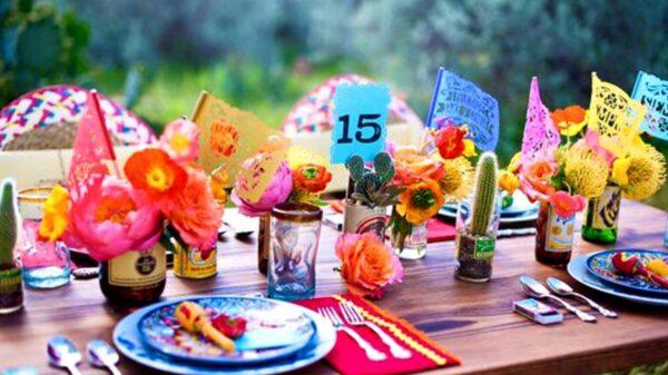 Ve al siguiente nivel y celebra tu fiesta con temática mexicana