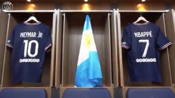 Lionel Messi PSG anuncio