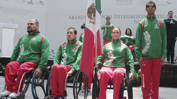 México llega a 100 medallas de Oro en Paralímpicos