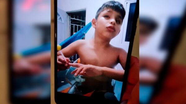Cancún: Denuncian secuestro de niño invidente en la SM219