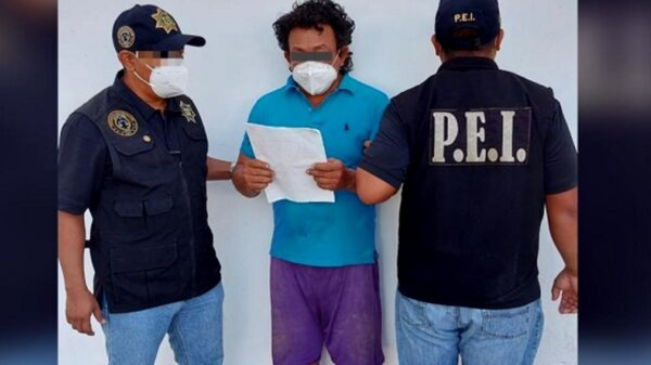Capturan a sujeto de 49 años por abusar de una menor al sur de Mérida
