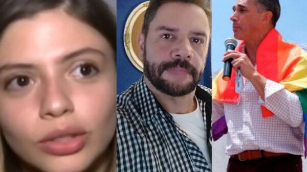 """Daniela Parra arremetió contra Sergio Mayer: """"Por su culpa mi papá está dentro"""""""