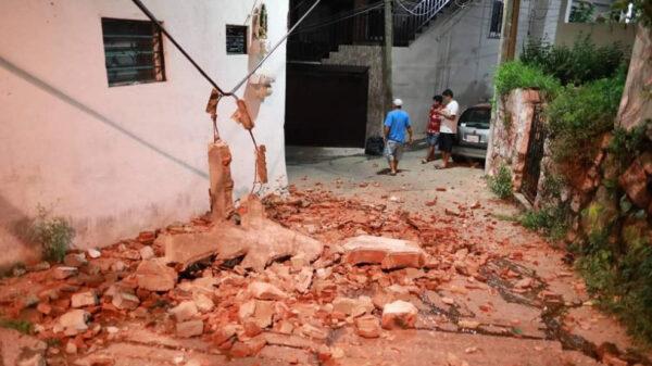 Fallece menor de edad por heridas generadas por el sismo de 7.1 en Acapulco