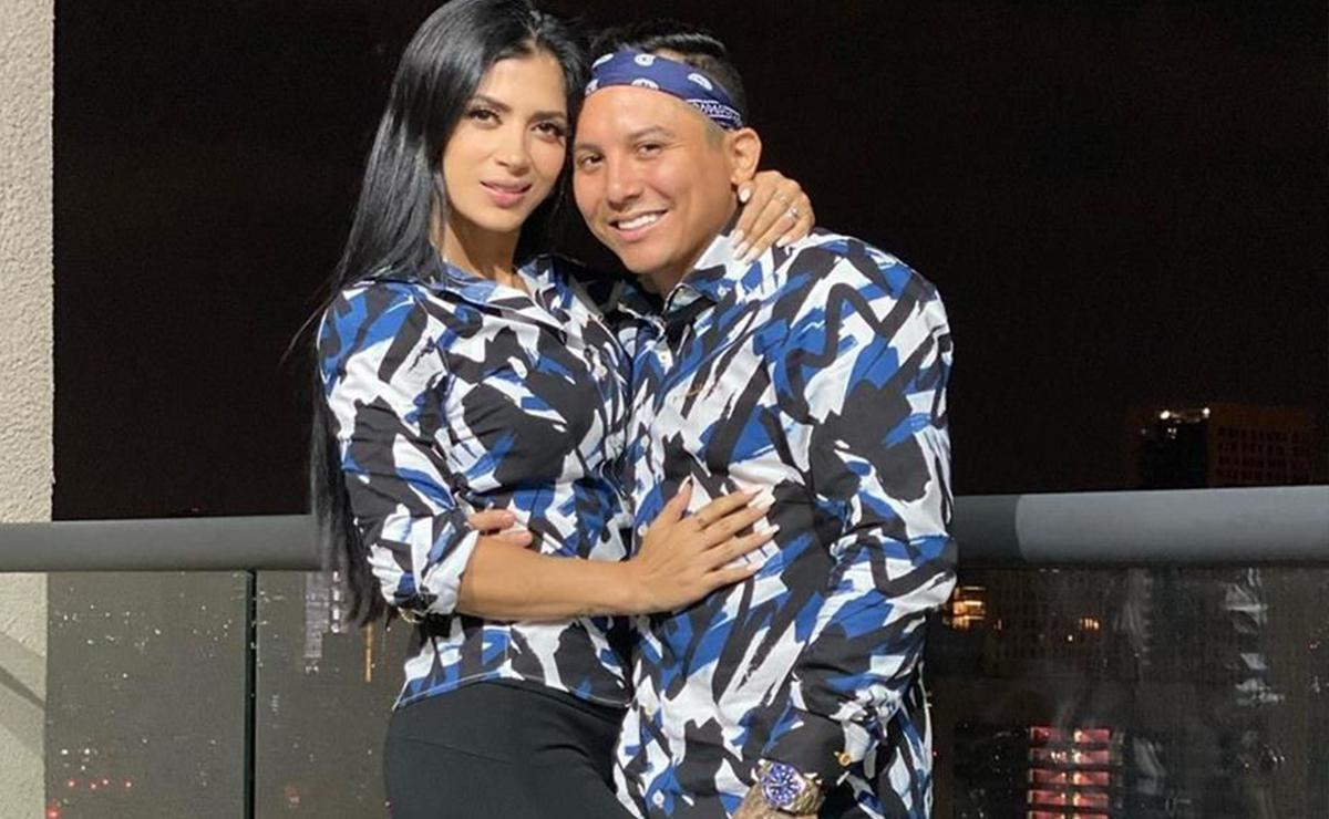 Edwin Luna habla sobre la salida de su esposa Kimberly Flores de 'La casa de los famosos'