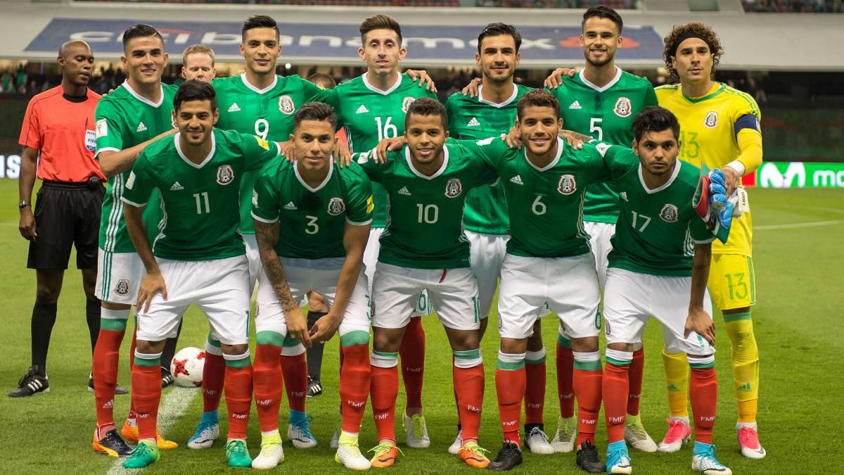 ¿Desde cuándo la Selección Mexicana no utiliza la playera verde?