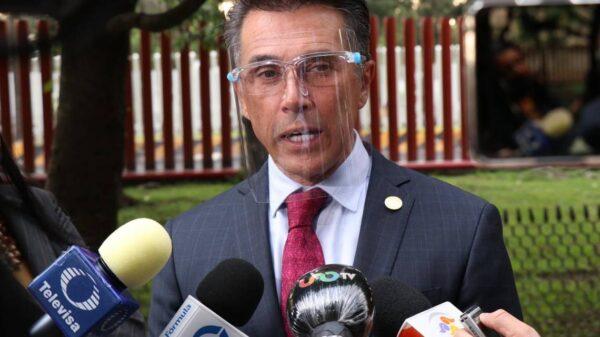 Sergio Mayer podría ser citado en la Fiscalía General de la República por tráfico de influencias