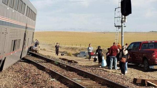 Descarrilamiento de tren en Montana, Estados Unidos, deja tres muertos y varios heridos