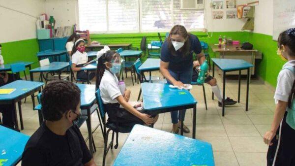 En Tabasco en primera semana de regreso a clases detectan 58 niños con Covid