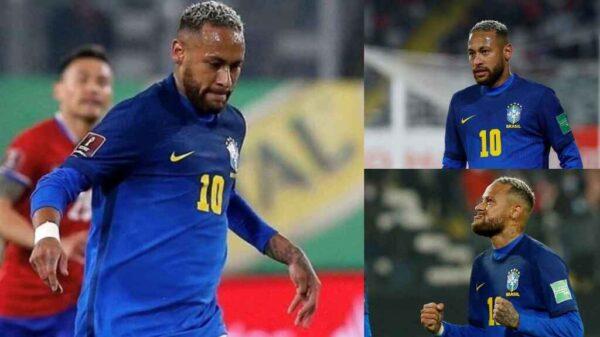 Así respondió Neymar a quienes dicen que está gordo
