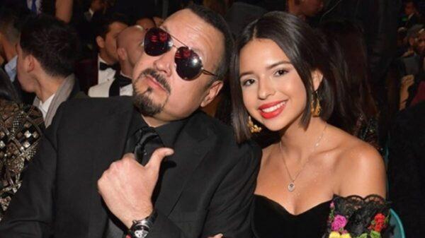 Pepe Aguilar reprendió a Ángela por metiche durante transmisión en vivo