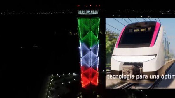 Proyectan enlace entre el AIFA y el Tren Maya