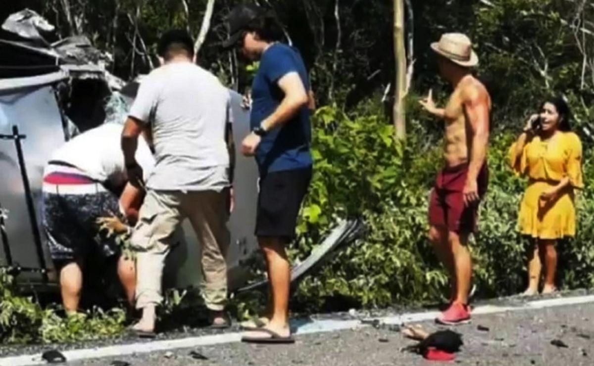 Mueren motociclistas tras chocar contra una camioneta en tramo Kinchil Celestún