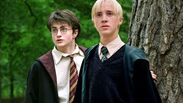 Actor de Harry Potter se desploma en juego de golf