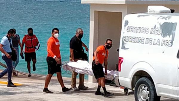 Joven mujer buzo muere ahogada en Cozumel