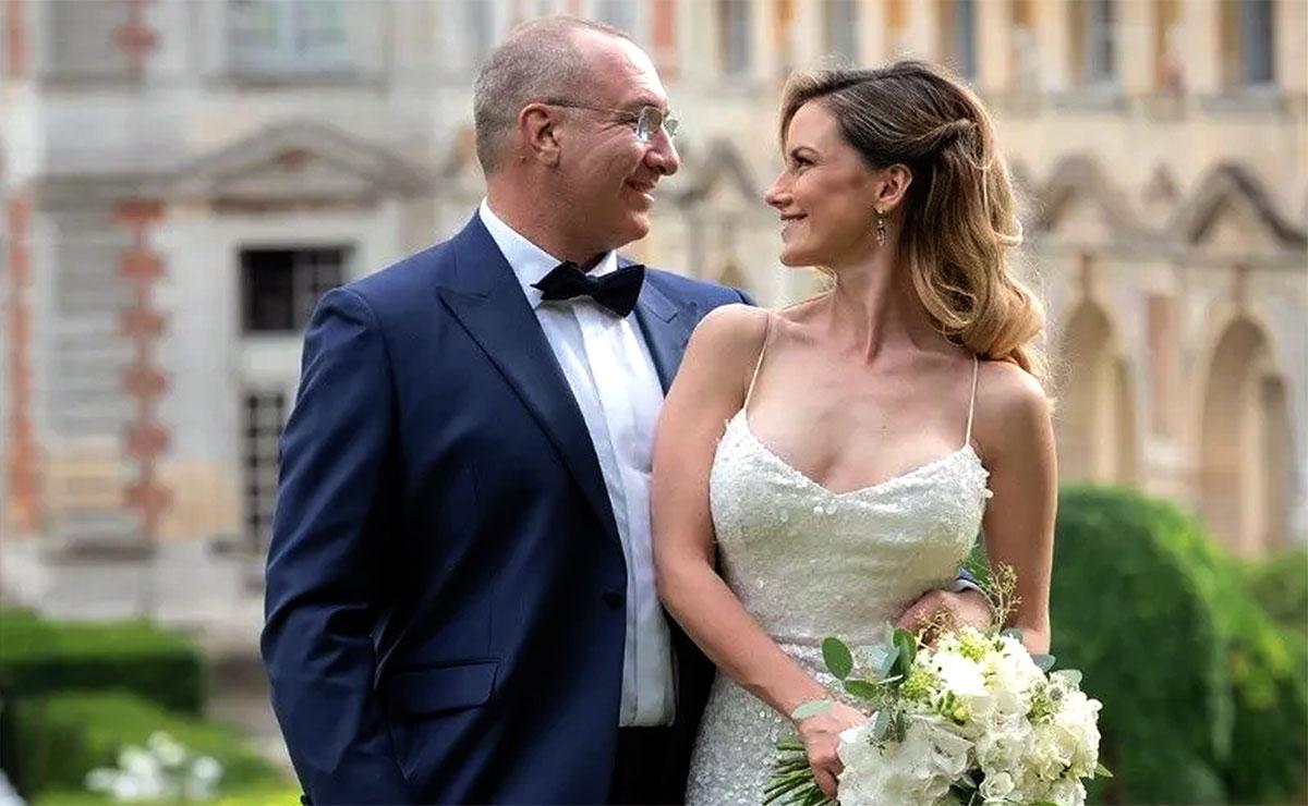 Altair Jarabo dice estar orgullosa de su esposo pese a tener 20 años más que ella