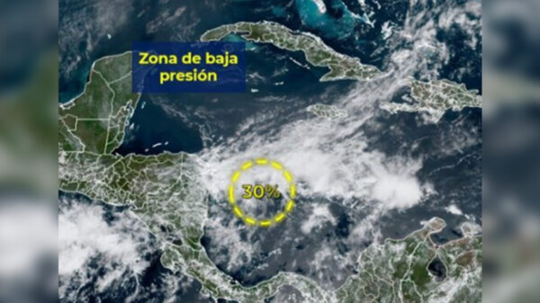 Nueva amenaza climatológica se cierne sobre Quintana Roo