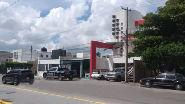 Cancún: Ladrones logran botín de 150 mil pesos en agencia de viajes