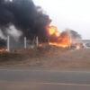 Se estrella avioneta en Veracruz; muere el piloto