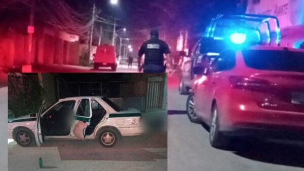 Cancún: Un muerto mas por ataque a balazos a taxista ayer