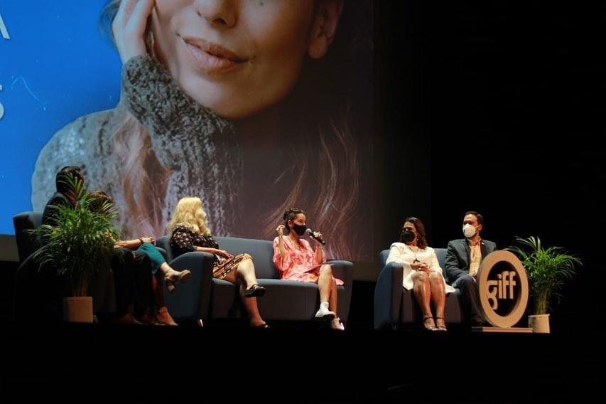 Bárbara Mori quiere interpreta a María Félix en bioserie