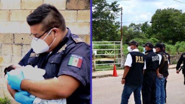 ¡Imperdonable! Abandonan en Mérida a una recién nacida