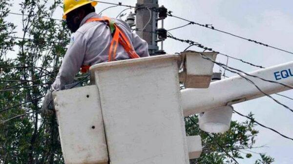 Seguirá la CFE con cortes de luz esta semana en Yucatán