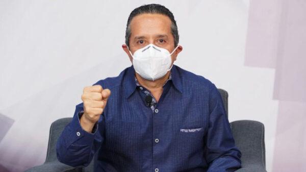Quintana Roo, entre los 10 estados del país con mayores porcentajes de población vacunada contra covid-19