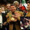"""El día que JC Chávez """"se la mentó"""" a un presidente de México"""