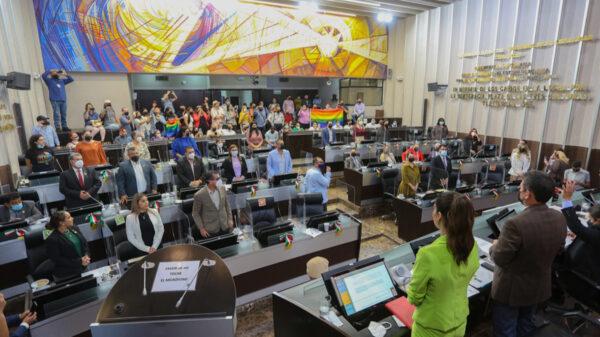 Se une Sonora a la aprobación del matrimonio igualitario; ayer fue Querétaro