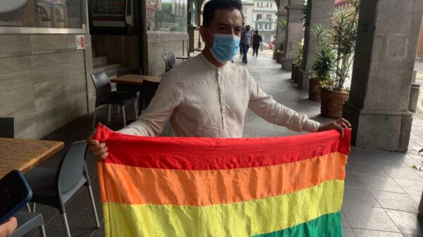 ¡Ahora en Veracruz! Diputado se proclama 'no binario'; piden le llamen 'Diputade'