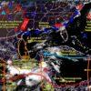 Pronóstico del clima para hoy viernes 10 de septiembre en Quintana Roo.