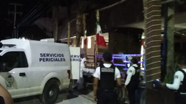 Asesinan de un balazo a vendedor en Playa Del Carmen