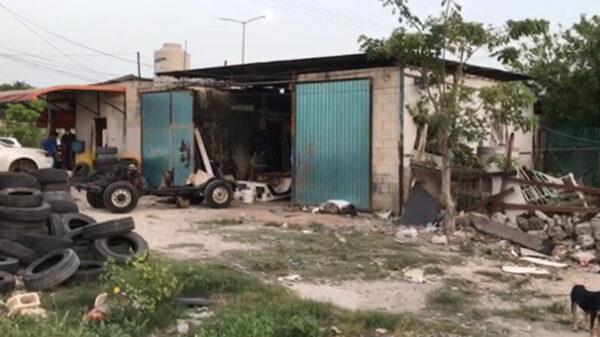 Cancún: Ejecutan a balazos a tres hombres en la SM 236