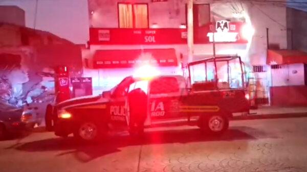 Cancún: Acribillan a dos personas en minisuper de la SM 26