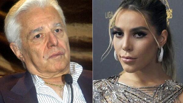 Enrique Guzmán asegura que no quiere meter a la cárcel a Frida Sofía