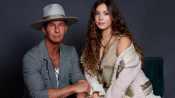 Erik Rubín no quiere ser como el padre de Luis Miguel con su hija Mía