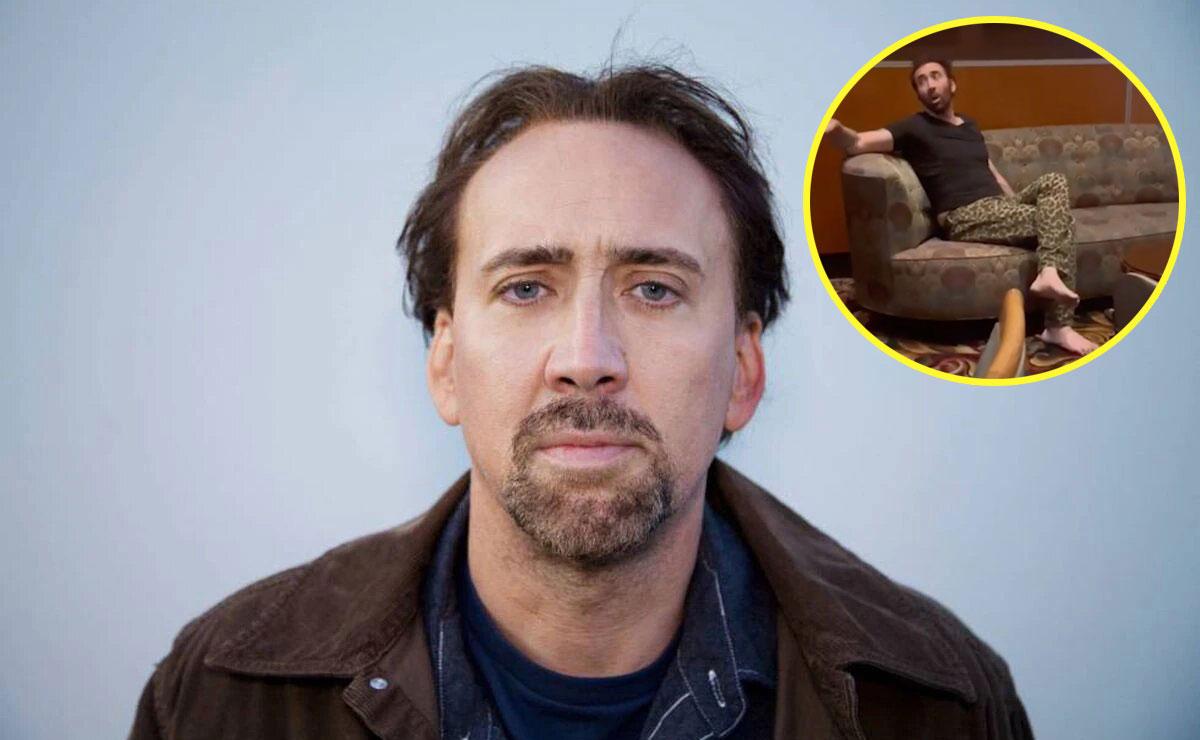 Expulsan de un restaurante a Nicolas Cage por borracho impertinente