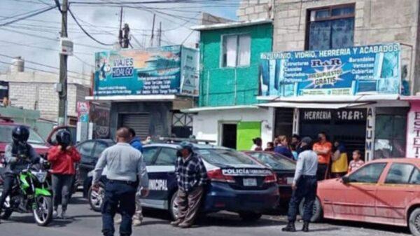 Tres personas intoxicadas y una persona muerta tras fuga de gas en Hidalgo