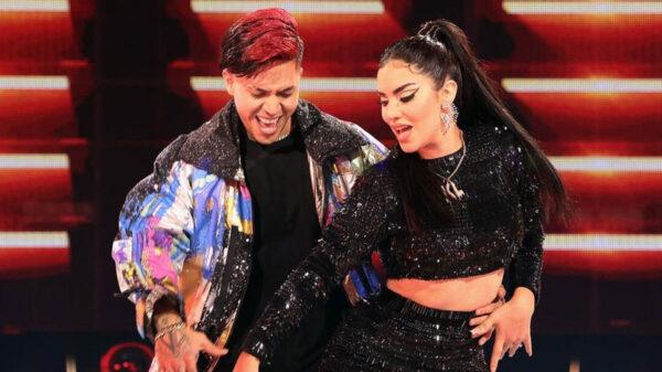 "Kimberly Loaiza y JD Pantoja debutan en el reality show ""Así se baila"""