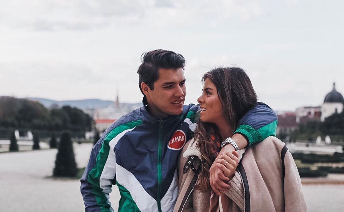La hija de EPN, Paulina Peña Pretelini, se compromete con Fernando Tena