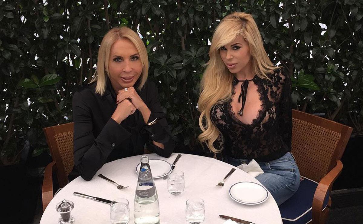 Laura Bozzo tiene ataques de pánico revela su hija